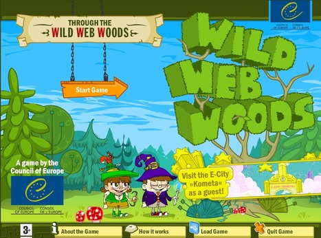 Through the Wild Web Woods - A game based on the Internet Literacy Handbook | 21st Century Information Fluency | Scoop.it