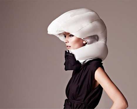 L'airbag pour cycliste ou le casque invisible | Velo et Design | Scoop.it