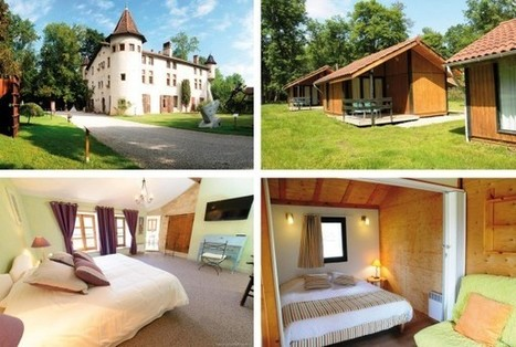 Nouveau : formule Bed & Breakfast ! | DOMAINE ST JEAN DE CHEPY | Scoop.it