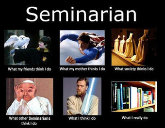 Seminarian | What I really do | Scoop.it
