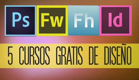 5 cursos gratuitos de diseño gráfico | Fotografía y diseño gráfico profesional | Scoop.it