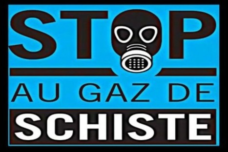 En récupérant son permis, TOTAL rouvre la bataille des gaz de schiste! | STOP GAZ DE SCHISTE ! | Scoop.it