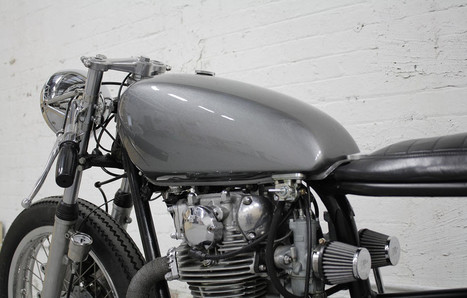 Modern Motor Cycle Company | Cafe Racer | Scoop.it