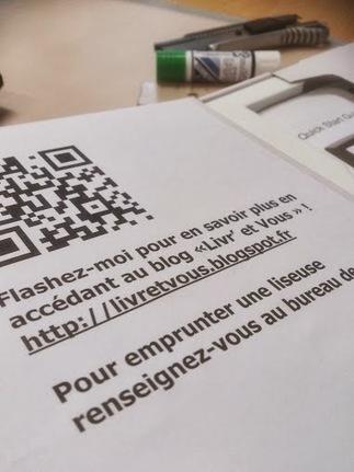 """L'espace numérique: L'aventure du """"Prêt numérique en bibliothèque"""" à Aulnay-sous-Bois   Bibliothèque et Techno   Scoop.it"""