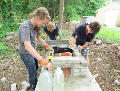 Stove Project Sparks Global Youth Action   Each One Teach One, Each One Reach One   Scoop.it