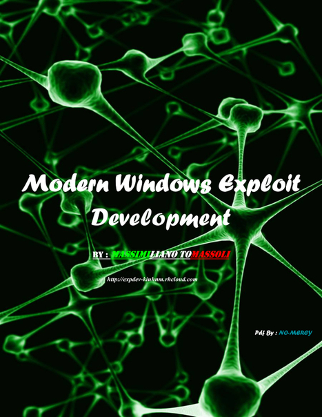 Contents - Exploit Development Community | Frishit Security | Scoop.it