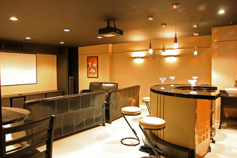 Ways to Maximize a Small Basement! | Intresting Blogs page | Scoop.it