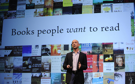 Amazon pay-per-page? A wake up call for lazy writers | Données personnelles | Scoop.it