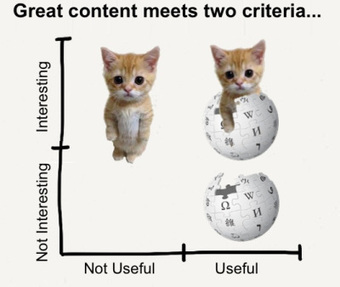 Great Content Meets 2 Criteria: Does Yours? | Social Thinking | Scoop.it