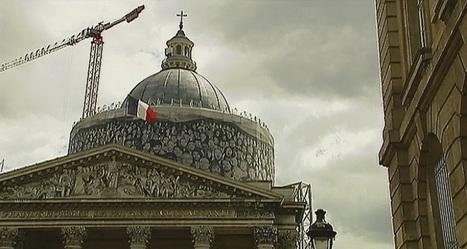 Le Panthéon : temple de la République | Arts et FLE | Scoop.it