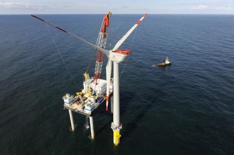 Éolien offshore : le Havre devient un site stratégique   Solutions pour l'énergie durable   Energies Renouvelables scooped by Bordeaux Consultants International   Scoop.it