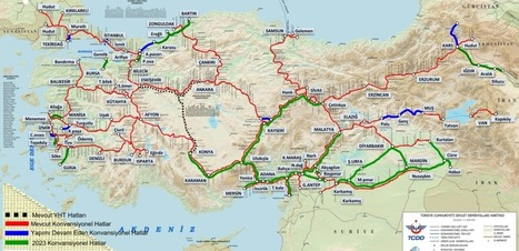 2023 Targets in Railway Transportation – I | Rail leaders | Scoop.it