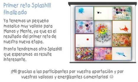 Manos y Mente: Primer reto Splash!!! superado | Red Social de Manos y Mente | Scoop.it