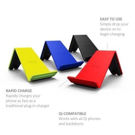 TYLT Vu : un chargeur sans-fil pour votre Nexus 5 | Geeks | Scoop.it