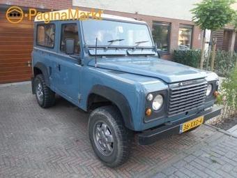 Land Rover 90 Benzine/LPG 1984 - landrover - Paginamarkt.nl | 4x4 offroad | Scoop.it