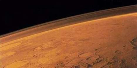 Les projets américains pour coloniser Mars | Science en tête | Scoop.it