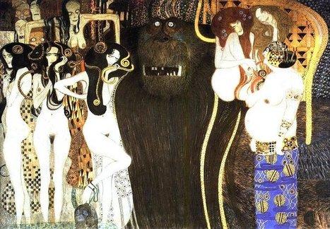 La « Frise de Beethoven » de Klimt pourrait être restituée à ses ... - exponaute | Expressionnisme en peinture et sculpture | Scoop.it