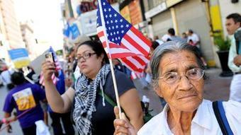Most Americans back path to citizenship for immigrants | Government and Law: Ben Flinchbaugh | Scoop.it