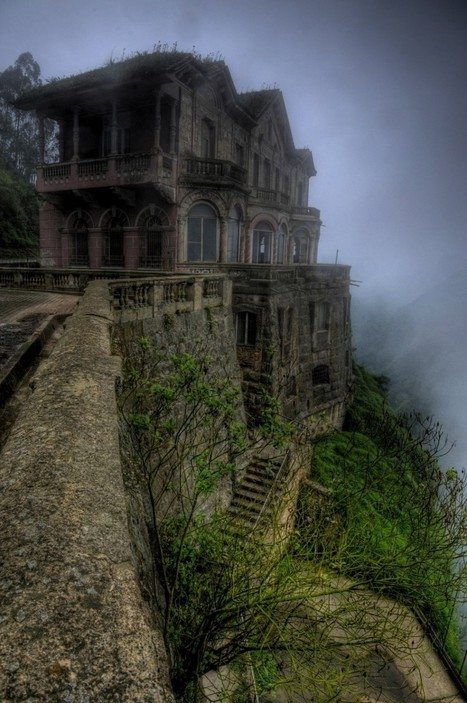 30 abandoned places that look truly beautiful. | Ca m'interpelle... | Scoop.it