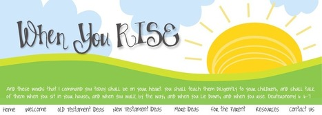 When You Rise: Guest Post: The Heaven's Declare His Glory | Inspiration for Christian Women | Scoop.it