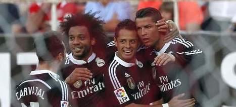 Cristiano Ronaldo mantiene vivo al Real Madrid en Sevilla en la lucha por el título de Liga | e-Deportes | Scoop.it