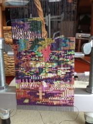 Large Bead Weaving | Mirrix Looms | Beadwork | Scoop.it