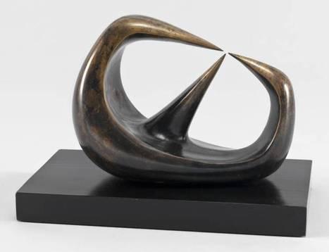 'Three Points', Henry Moore OM, CH | Tate | school | Scoop.it