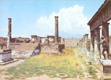 April Fools' Day: Berlusconi to Buy Pompeii | Italia Mia | Scoop.it