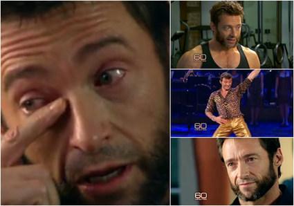 Hugh Jackman | 60 Minutes Interview | Crying | Les Miserables | Mother Abandoned Hugh Jackman | homorazzi.com | JIMIPARADISE! | Scoop.it