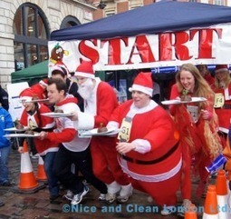 The challenge of the fabulous Christmas Pudding Race | Creative ideas | Scoop.it