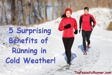 5 Surprising Benefits of Running in Cold Weather   Advice for Runners   Scoop.it