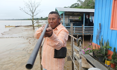 Dying to save the Amazonian #rainforest every week #activist killed in #Brazil #environment #climate | Messenger for mother Earth | Scoop.it