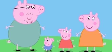 Tres series infantiles que educan en nuestra televisión... y tres ... | La televisión en Latinoamérica | Scoop.it