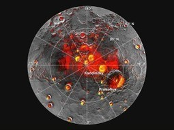 Reflecting on the ice of Mercury and the Moon | New Space | Scoop.it