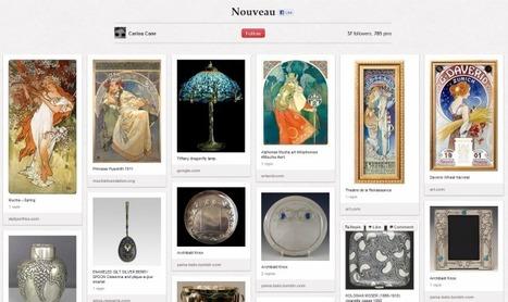 How Pinterest Is Changing Website Design Forever | Design | Scoop.it