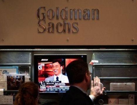 Grèce : Goldman, prise la  main dans le Sachs | Bankster | Scoop.it