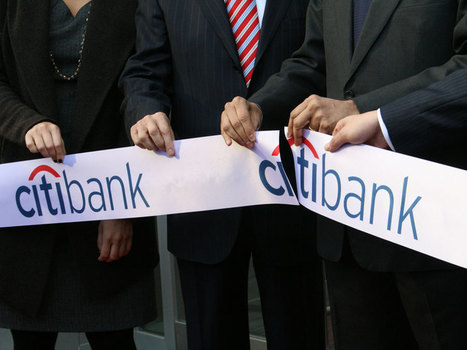 Why Citibank Eliminated Its Digital Marketing Department | My Brand | Scoop.it