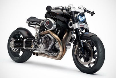 Confederate X132 Hellcat Motorcycle | Windmill Cycles, Inc. | Scoop.it