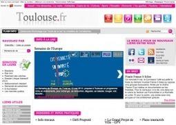 Toulouse, une véritable stratégie digitale | Toulouse La Ville Rose | Scoop.it
