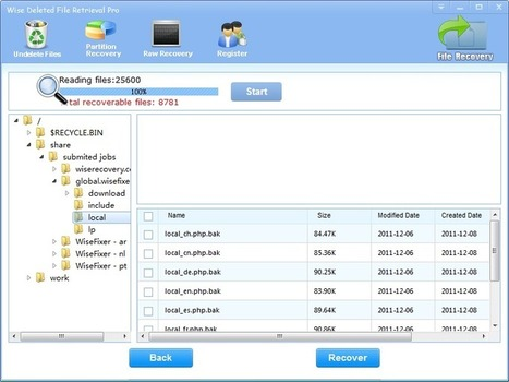 Professional Deleted File Retrieval Software - LionSea™ Software | Deleted Files Retrieval | Scoop.it