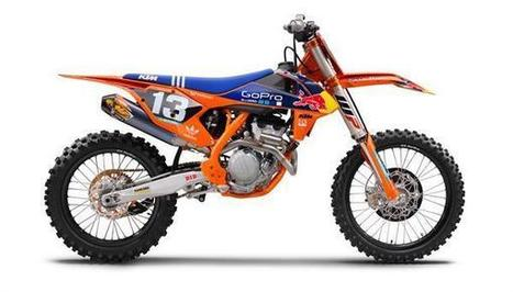 KTM release 250 and 450 SX-F Factory Editions | Motorcycle Industry News | Scoop.it