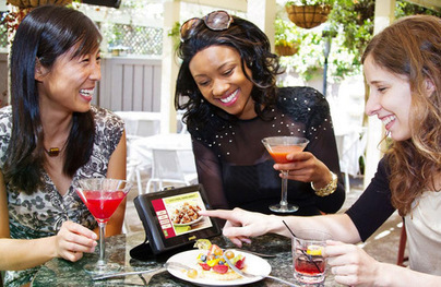 Cornell Study Finds Substantial Benefits from Tabletop Ordering Technology | Restaurant Technology News, Ideas & Articles | Scoop.it