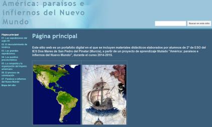 América: paraísos e infiernos en el Nuevo Mundo | Projects based on Learning and CLIL methodology | Scoop.it