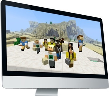 MinecraftEdu | Digital Delights - Avatars, Virtual Worlds, Gamification | Scoop.it