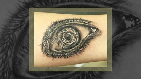 Realistic Eye Tattoo   Black Poison Tattoos   Scoop.it