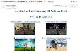 Dave's Blog: Works Of Art In Second Life   Mundos Virtuales, Educacion Conectada y Aprendizaje de Lenguas   Scoop.it