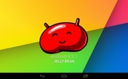 Android 4.3.1 (JLS36I) Rolling out to the Nexus 7 (2013) LTE | Android Discussions | Scoop.it