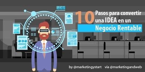 ¿Quieres conseguir un Negocio Rentable? Sigue estos 10 pasos | Proyecto Empresarial 2.0 | Scoop.it