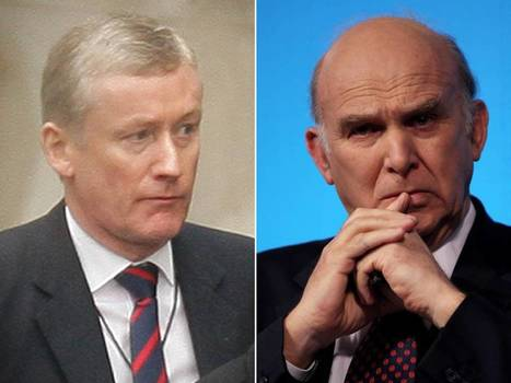 Vince Cable urges quick decision on RBS prosecution | Culture, Humour, the Brave, the Foolhardy and the Damned | Scoop.it