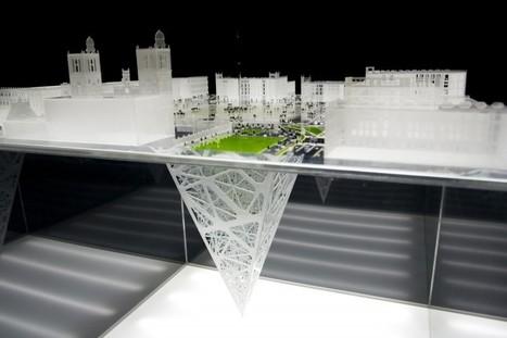 'Earthscraper' | BNKR Arquitectura - Arch2O.com | mdnet stuff ov interest | Scoop.it